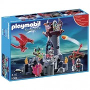 Playmobil 5089 LED Knights and Dragon Castle
