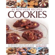 65 Best-ever recipes: Cookies by Hilaire Walden