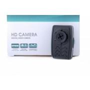 Camera mici tip nasture cu senzor de miscare : minicamera spion