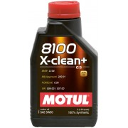 MOTUL 8100 X-clean+ 5W30 1 litru
