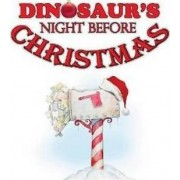 Dinosaur's Night Before Christmas by Jim Harris