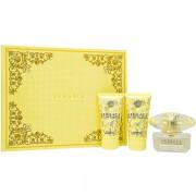 Versace Yellow Diamond Комплект (EDT 50ml + BL 50ml + SG 50ml) за Жени