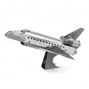 Metal Earth Space Shuttle Discovery