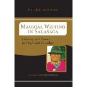 Magical Writing in Salasaca by Peter Wogan