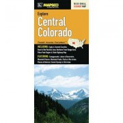 Universal Map Explore Central Colorado Fold Map (Set of 2) 10747