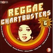 Artisti Diversi - Reggae Chartbusters Vol.6 (0602527119533) (1 CD)