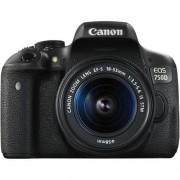 Zrkadlovka Canon EOS 750D + 18-55 IS