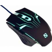 Mouse Gaming Sandberg Eliminator USB 2400dpi Black