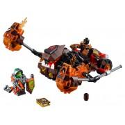 LEGO Zdrobitorul de lava al lui Moltor (70313)