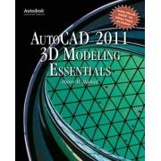 AutoCAD 2011 3D Modeling Essentials by Munir M. Hamad