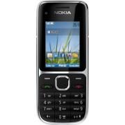 Nokia C2-01 Téléphone portable - Ecran 5,1 cm -2 pouces - Appareil photo 3,2 mégapixel