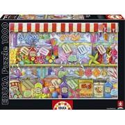 Educa - 16291 - Puzzle Classique - La Confiserie - 1000 Pièces