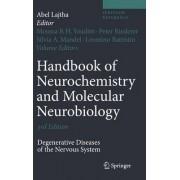 Handbook of Neurochemistry and Molecular Neurobiology 2007 by Moussa B. H. Youdim