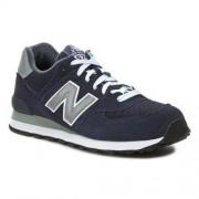 Balance Sneakersy NEW BALANCE - M574NN Niebieski Szary