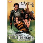 Castle: A Calm Before Storm by Peter David