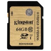 Kingston SDXC 64GB (Class 10) (SDA10/64GB)