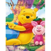 Colouring Book for Kids Winnie the Pooh: Colouring Book for Kids Winnie the Pooh, 50 Pages to Colour, Great for Kids and Makes an Ideal Christmas and