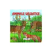 Animale salbatice - pliant cartonat