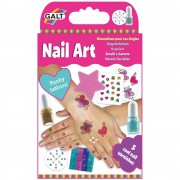 Fantastic Fashion: Set unghii artistice Nail Art