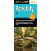 Universal Map Park City Fold Map (Set of 2) 25155