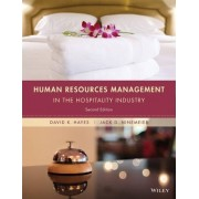 Human Resources Management in the Hospitality Industry, Second Edition by David K. Hayes