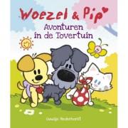Kinderboek Woezel en Pip Avonturen in de Tovertuin