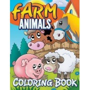 Farm Animals Coloring Book by Marshall Koontz