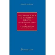 Law and Practice of Investment Treaties by Andrew Newcomb