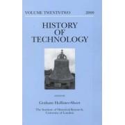 History of Technology 2000: Vol. 22, 2000 by Graham John Hollister-Short