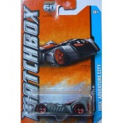 Matchbox MBX Adventure City Batmobile Grey/Black #10/120