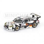 Minichamps 400046984 Porsche 911 Gt3-Rs Colin 24h Lm 2004 Auto Da Gara Scala 1/43