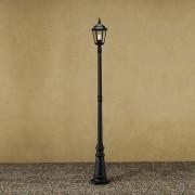 Firenze - E27 Lykta inkl. stolpe Metall