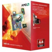 Procesor AMD Richland Vision A4-6320, 3.8GHz, FM2, 1MB, 65W (BOX)