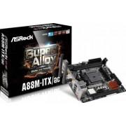 Placa de baza ASRock A88M-ITX AC Socket FM2+