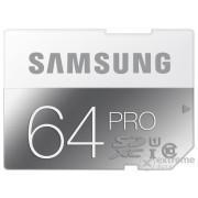 Card de memorie Samsung SDXC 64GB Pro Class10, UHS-I Grade1