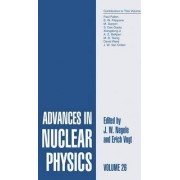 Advances in Nuclear Physics: Volume 26 by J. W. Negele