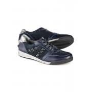 Walbusch Wolkenweich-Sneaker Blau 42