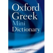 Oxford Greek Mini Dictionary by Oxford Dictionaries