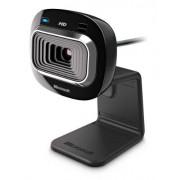 Microsoft LifeCam HD-3000 1MP 1280 x 720Pixels USB 2.0 Nero