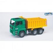 Bruder camion ribaltabile man tga 2765