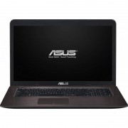 Laptop Asus X756UB-TY011D 17.3 inch HD+ Intel Core i5-6200U 4GB DDR3 2TB+16GB SSHD nVidia GeForce 940M 2GB Dark Brown
