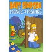 Bart Simpson: Prince of Pranks by Matt Groening