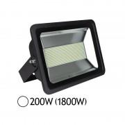 Vision-EL Projecteur Led 200W (1800W) IP65 Blanc jour