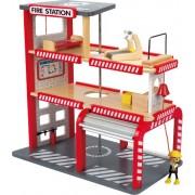 Hape International Hape Playscapes Fire Station