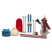 Lundby Smaland Winter Set