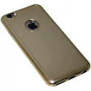 Store@urdoor iPhone Luxury Series - Soft Back Case Cover (iPhone 5 5g 5s, Gold)