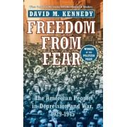 Freedom from Fear by David M. Kennedy