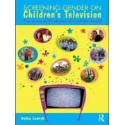 Screening Gender on Children's Television by Dafna Lemish
