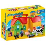Playmobil 6962 - Fattoria Portatile Apri e Gioca