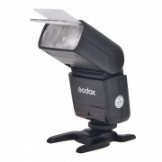 GODOX TT350s Mini Flash Speedlite GN36 HSS 1 / 8000s para Sony